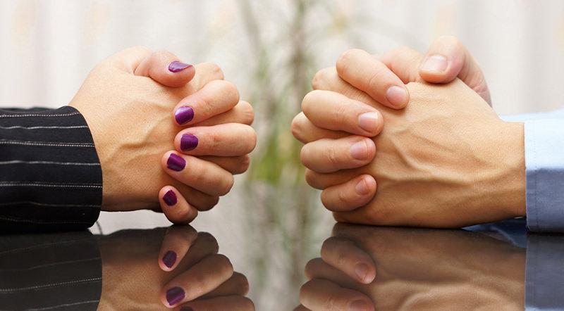 Acuerdo de convenio regulador de divorcio